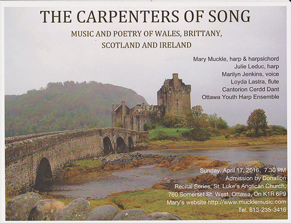 The Carpenters of Song